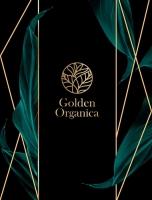 """Компания """"Golden Organica"""""""