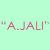 А Jali