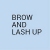 Brow and Lash Up